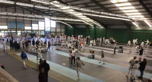 Elite Epee Events