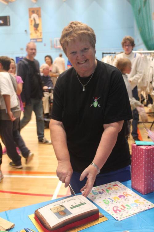 Sue Benney
