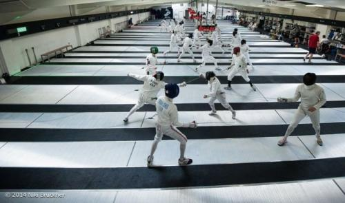 Leon Paul Fencing Centre